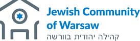 Gmina Wyznaniowa Żydowska w Warszawie - Logo